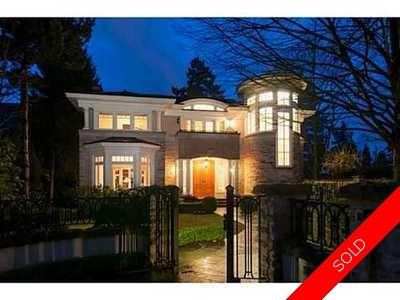 South Granville House for sale:  6 bedroom 6,366 sq.ft. (Listed 2014-03-04)