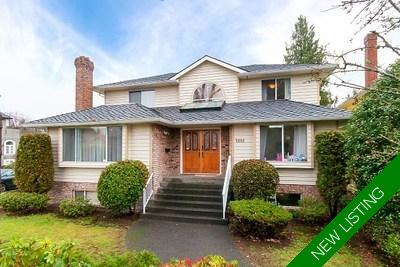 Kerrisdale House for sale:  6 bedroom 3,865 sq.ft. (Listed 2018-01-03)