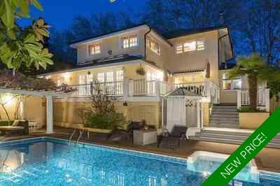 Shaughnessy House for sale:  5 bedroom 4,521 sq.ft. (Listed 2018-08-31)