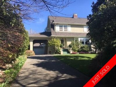 Shaughnessy House for sale:  4 bedroom 3,616 sq.ft. (Listed 2019-03-28)