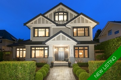 South Granville House for sale:  6 bedroom 5,497 sq.ft. (Listed 2017-03-19)