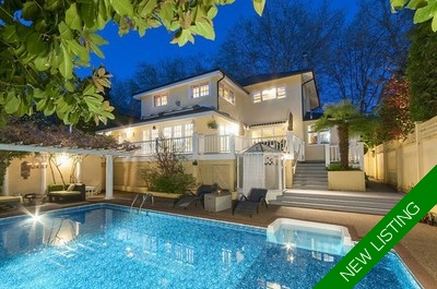 Shaughnessy House for sale:  6 bedroom 4,521 sq.ft. (Listed 2017-05-02)