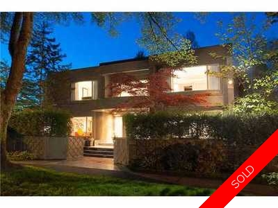 Shaughnessy House for sale:  7 bedroom 4,863 sq.ft. (Listed 2014-05-01)