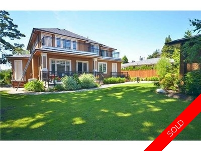 South Granville House for sale:  7 bedroom 5,604 sq.ft. (Listed 2014-08-29)