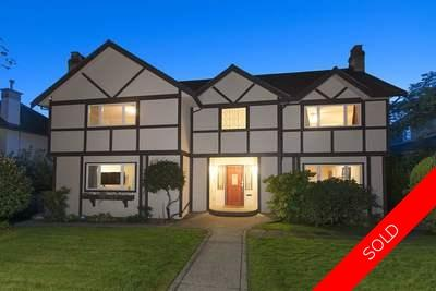 Shaughnessy House for sale:  5 bedroom 4,103 sq.ft. (Listed 2015-10-06)