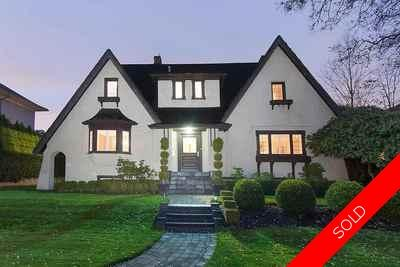 Shaughnessy House for sale:  6 bedroom 4,040 sq.ft. (Listed 2015-11-13)