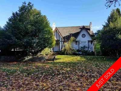 Shaughnessy House for sale:  4 bedroom 4,230 sq.ft. (Listed 2019-03-28)
