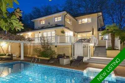 Shaughnessy House for sale:  5 bedroom 4,521 sq.ft. (Listed 2019-05-24)