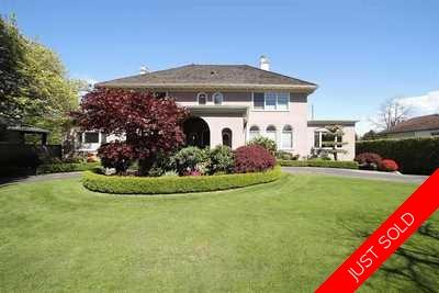 Shaughnessy House for sale:  6 bedroom 6,587 sq.ft. (Listed 2019-12-18)
