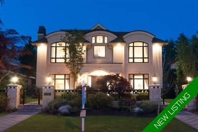 South Granville House for sale:  6 bedroom 7,471 sq.ft. (Listed 2019-10-10)
