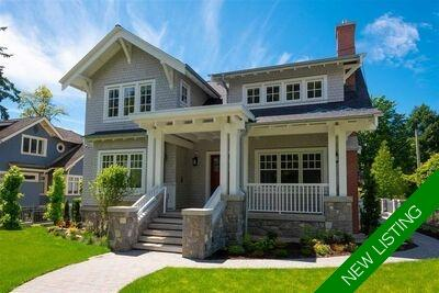 Kerrisdale House/Single Family for sale:  5 bedroom 4,517 sq.ft. (Listed 2020-06-15)